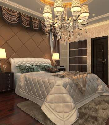 Single bed and double bed luxury apartments are in gulberg Heights